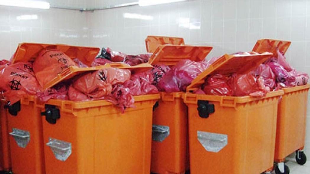 18 Ton Atık Toplandı