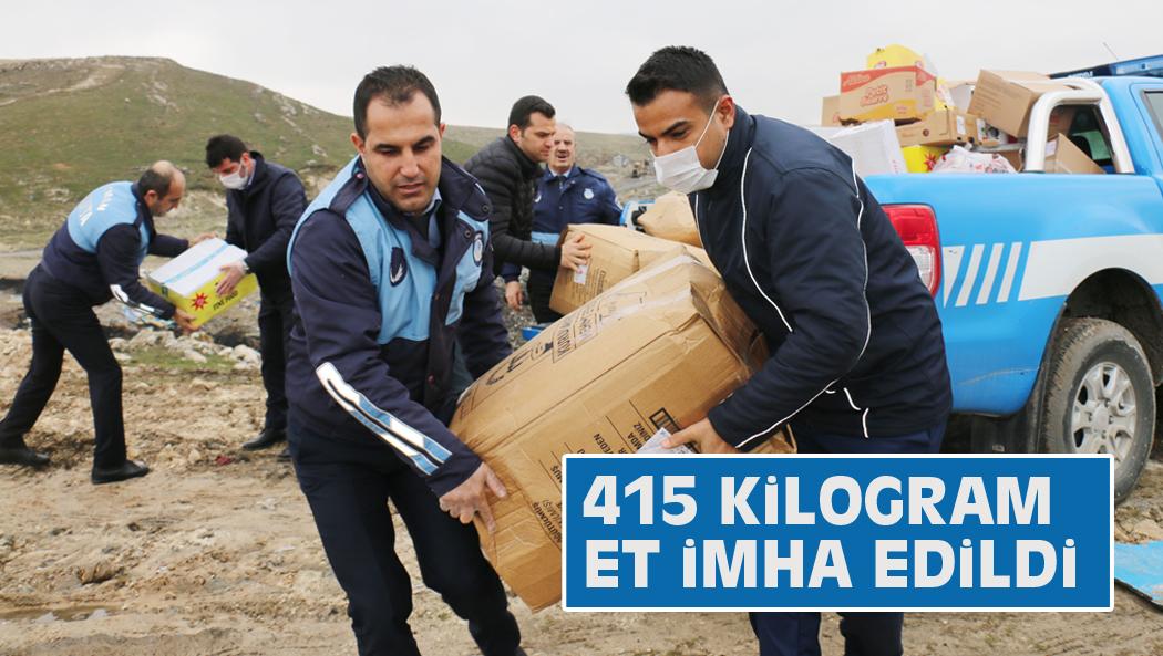 415 KiLOGRAM ET iMHA EDiLDi