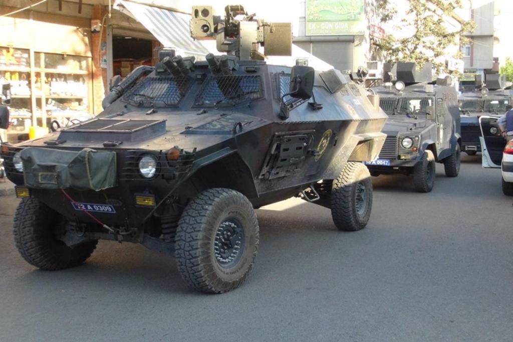 PKK'YE OPERASYON