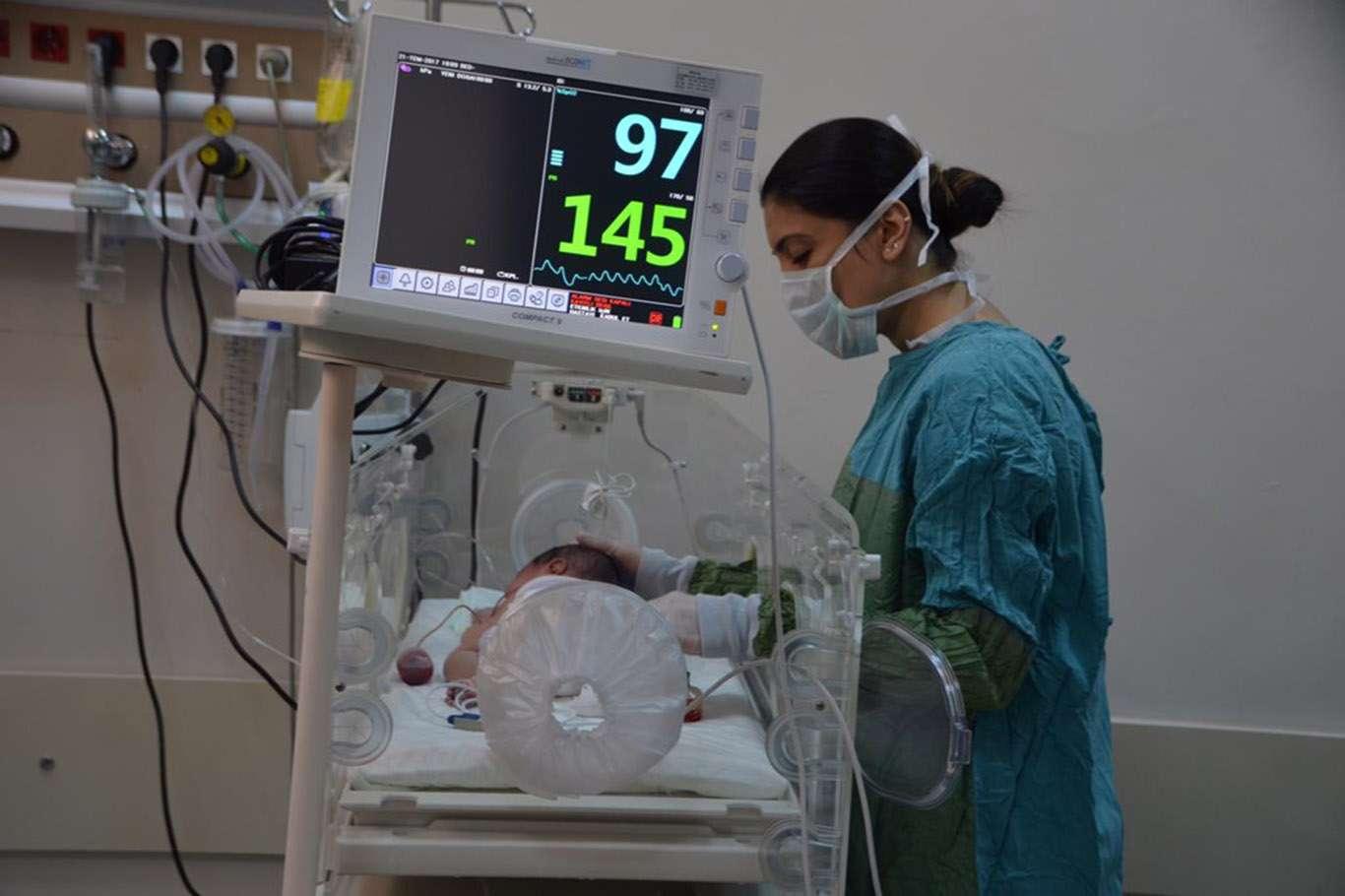 89 Bin Anneye Doğum Yardımı