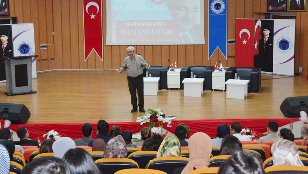 Ailede Sevgi İletişimi Konferansı