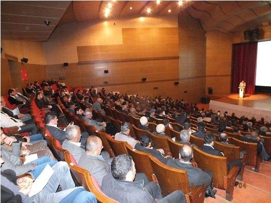 AK Parti'den eğitim toplantısı
