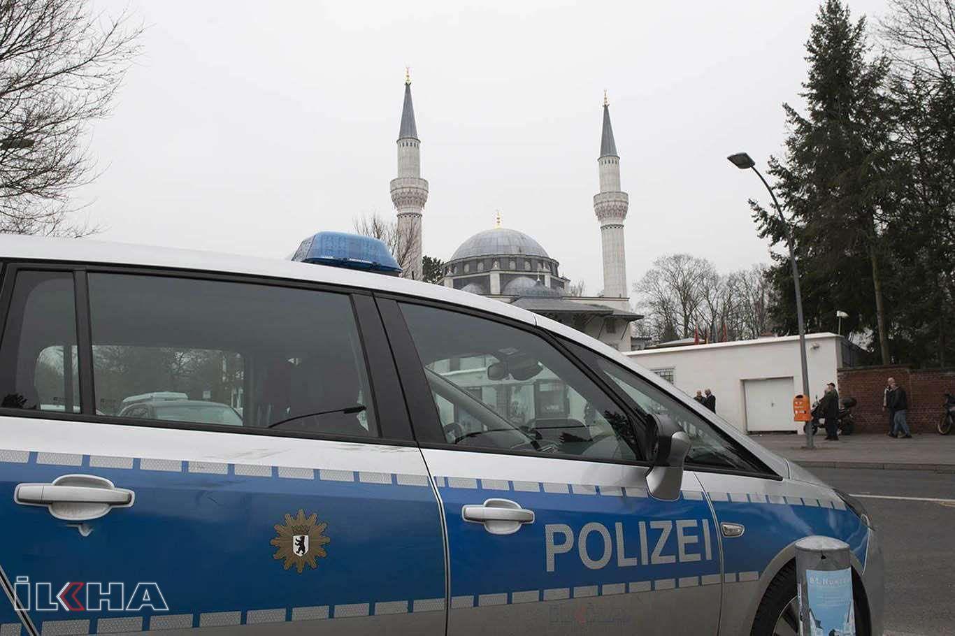 Almanya'da cami inşaatına