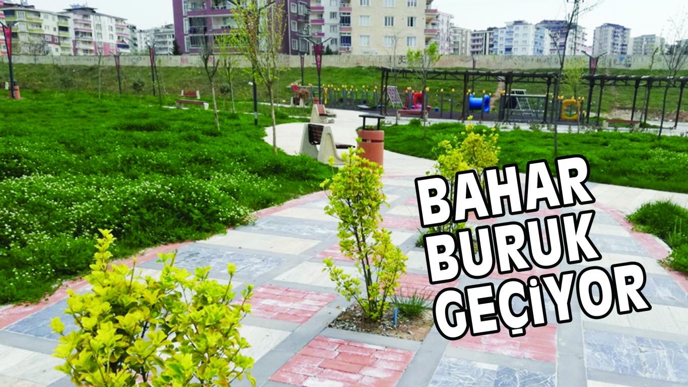 BAHAR BURUK GEÇİYOR