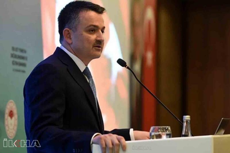 Bakan Pakdemirli: 16 bin yeni istihdam sağlanacak