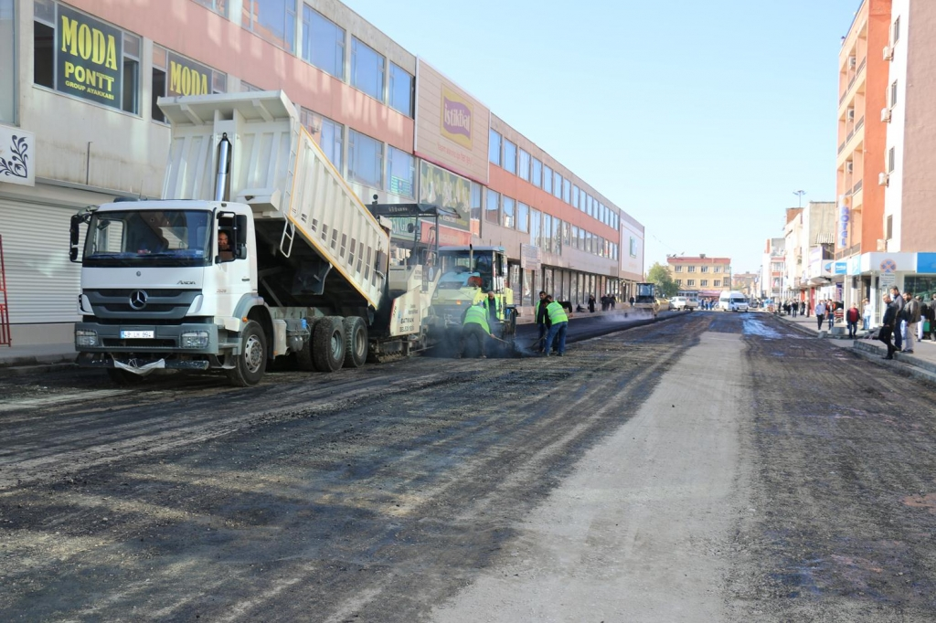 Cumhuriyet Caddesi Trafiği Rahatlatacak