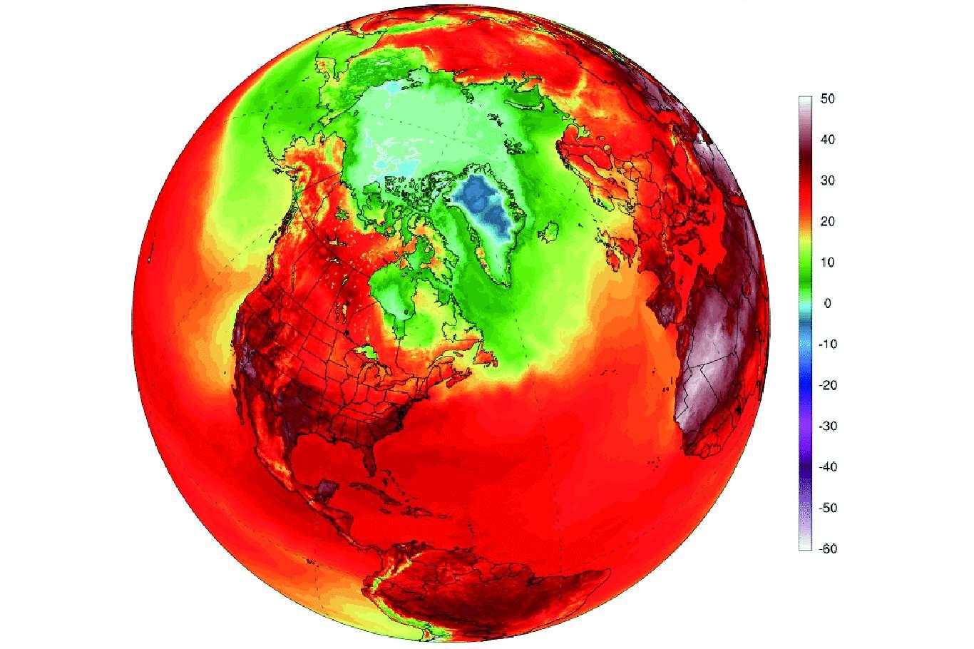 Dünya Meteoroloji Örgütü sıcak hava dalgalarının artık daha sık görüleceğini açıkladı