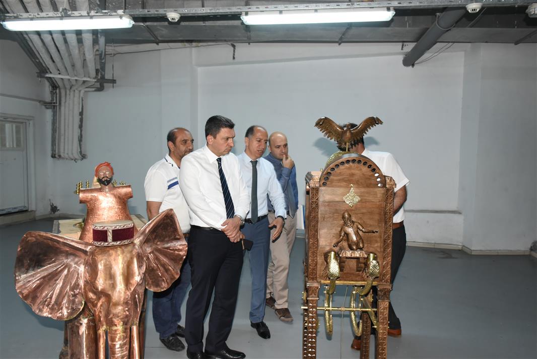 """""""El Cezeri Bilim Müzesi"""" Açılıyor"""