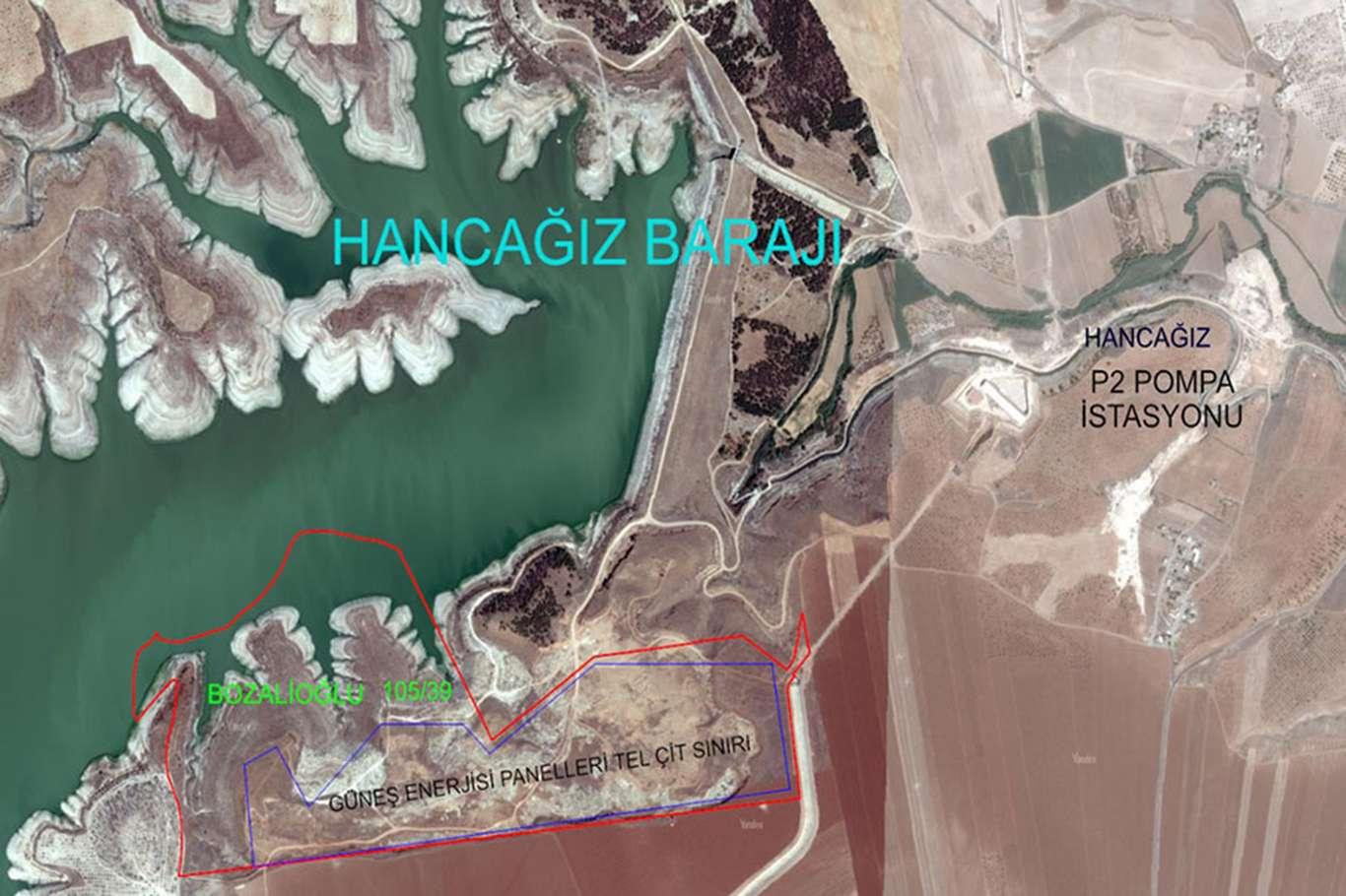 Fırat Nehri kıyısındaki Barak Ovası hayat buluyor