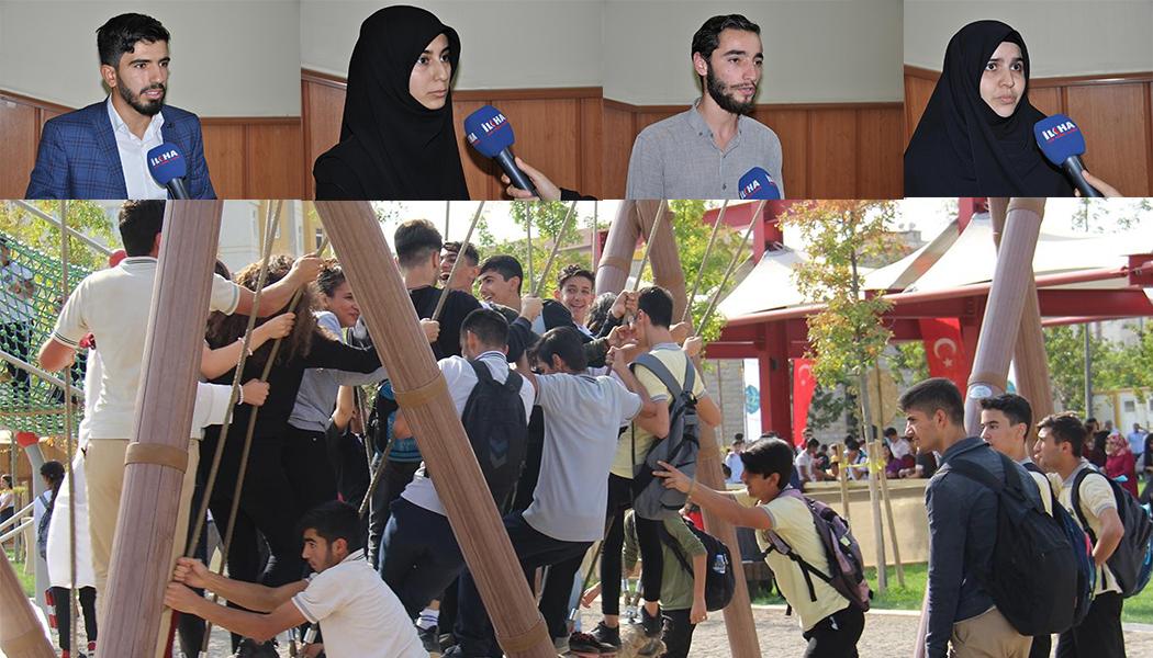 Gençlerden 'Gençlik Festivalleri'ne Tepki