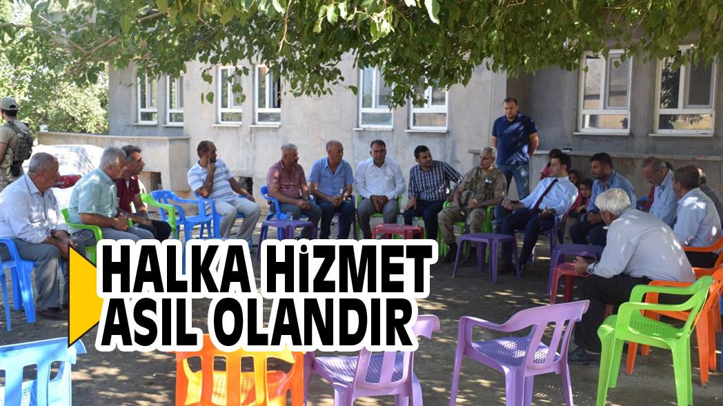 HALKA HiZMET ASIL OLANDIR