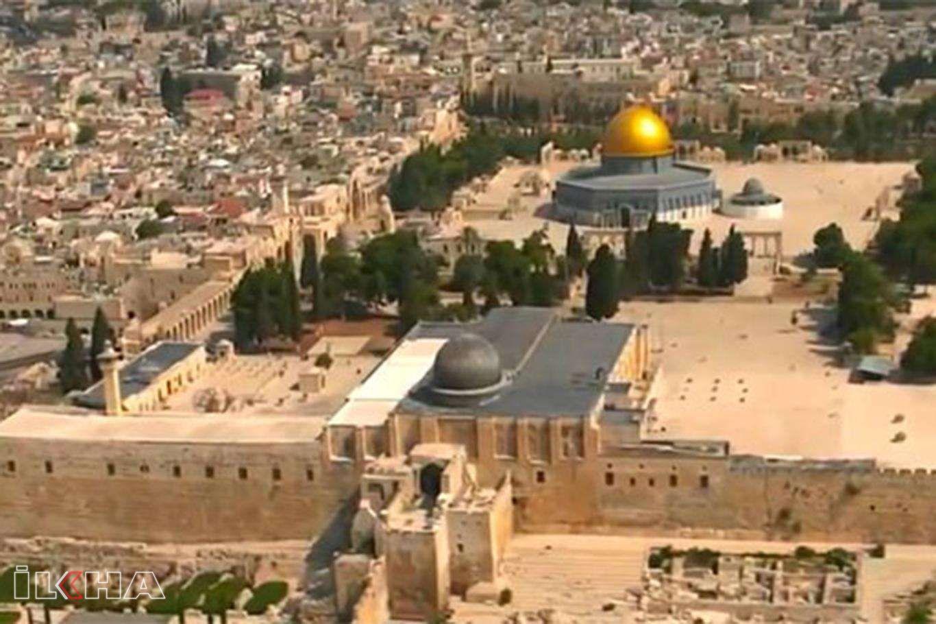 Halkı Müslüman olan ülkelerin yöneticileri Kudüs eksenli bir ittihat oluşturmalı