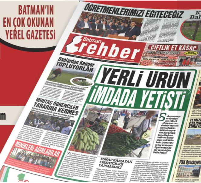 HALKIN SESİ REHBER 9 YAŞINDA