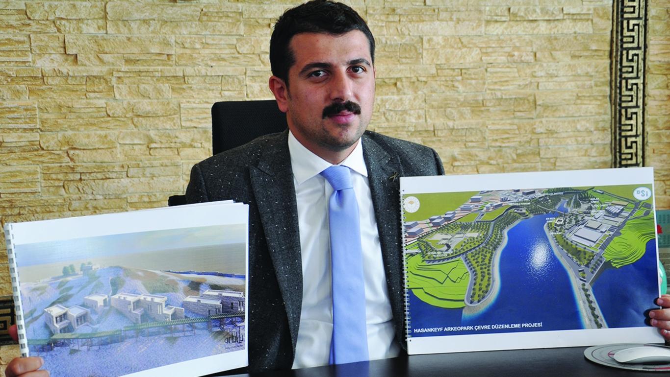Hasankeyf Güneydoğu'nun Cazibe Merkezi Olacak
