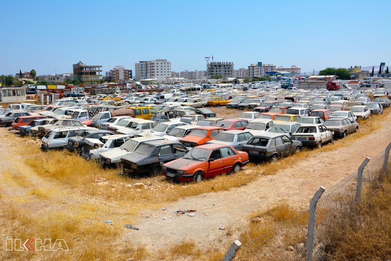 Hurda Araç Teşviki 15 Bin Liraya Yükseltildi