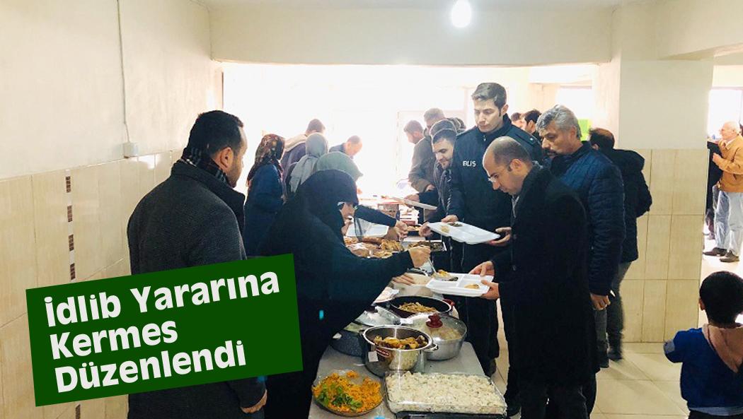İdlib Yararına Kermes Düzenlendi
