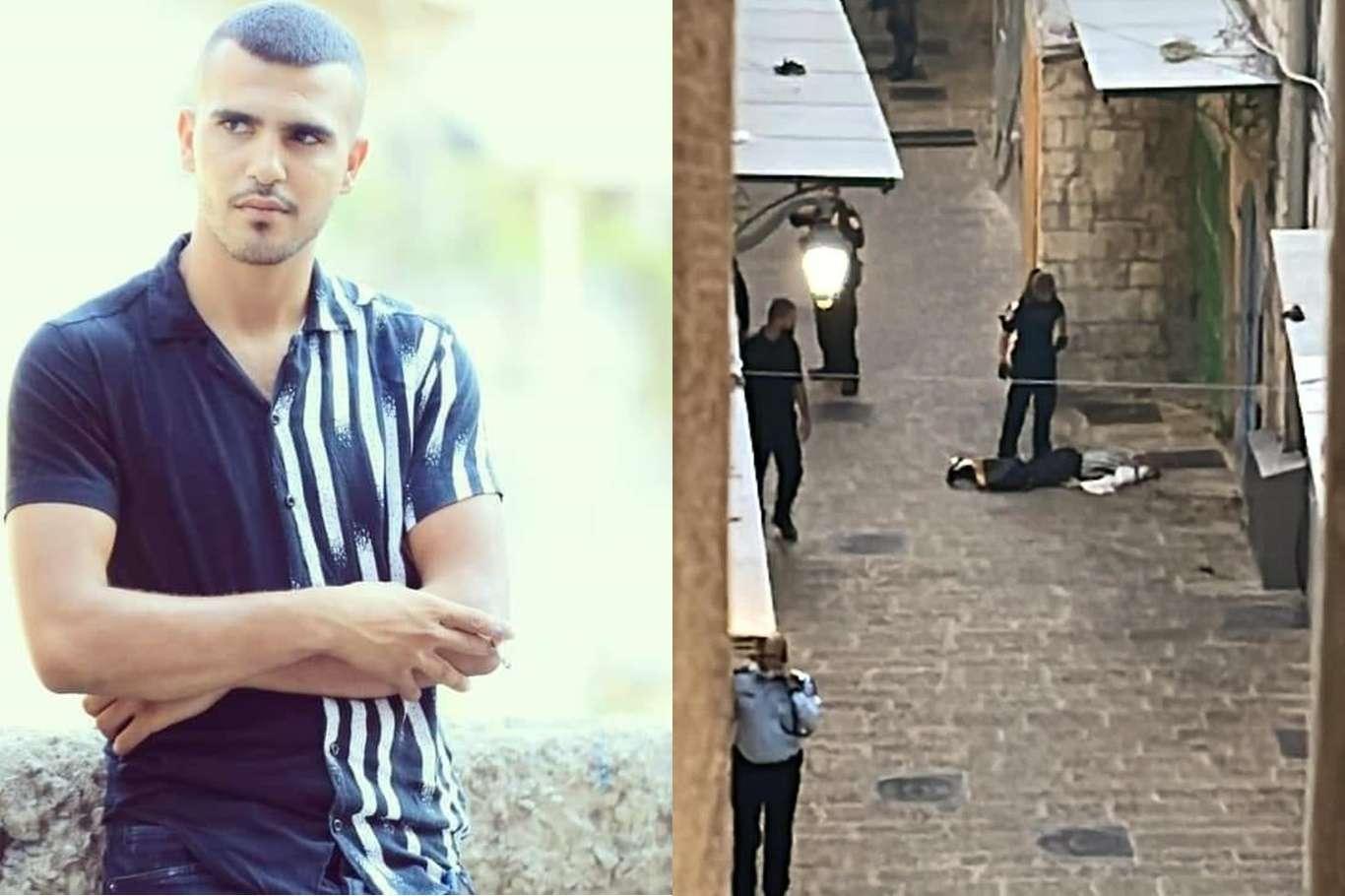 İşgalci siyonistler 2 Filistinliyi katletti