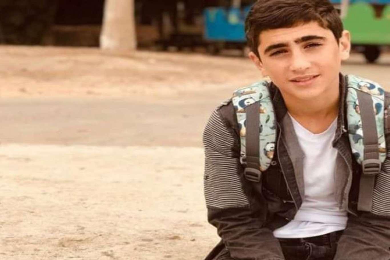 İşgalci Siyonistler Filistinli çocuğu katletti