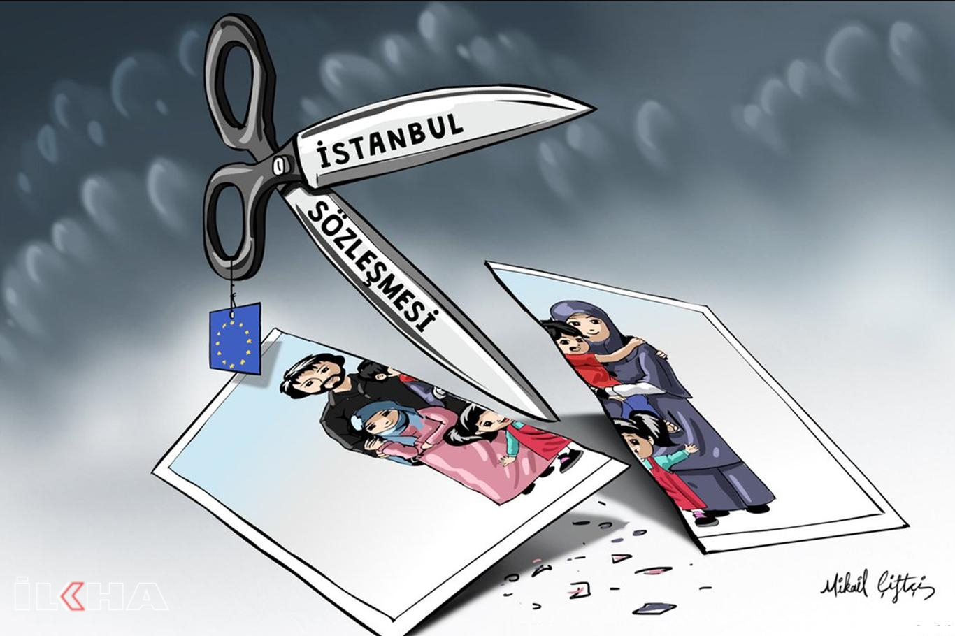 İstanbul Sözleşmesi İptal Edilmeli