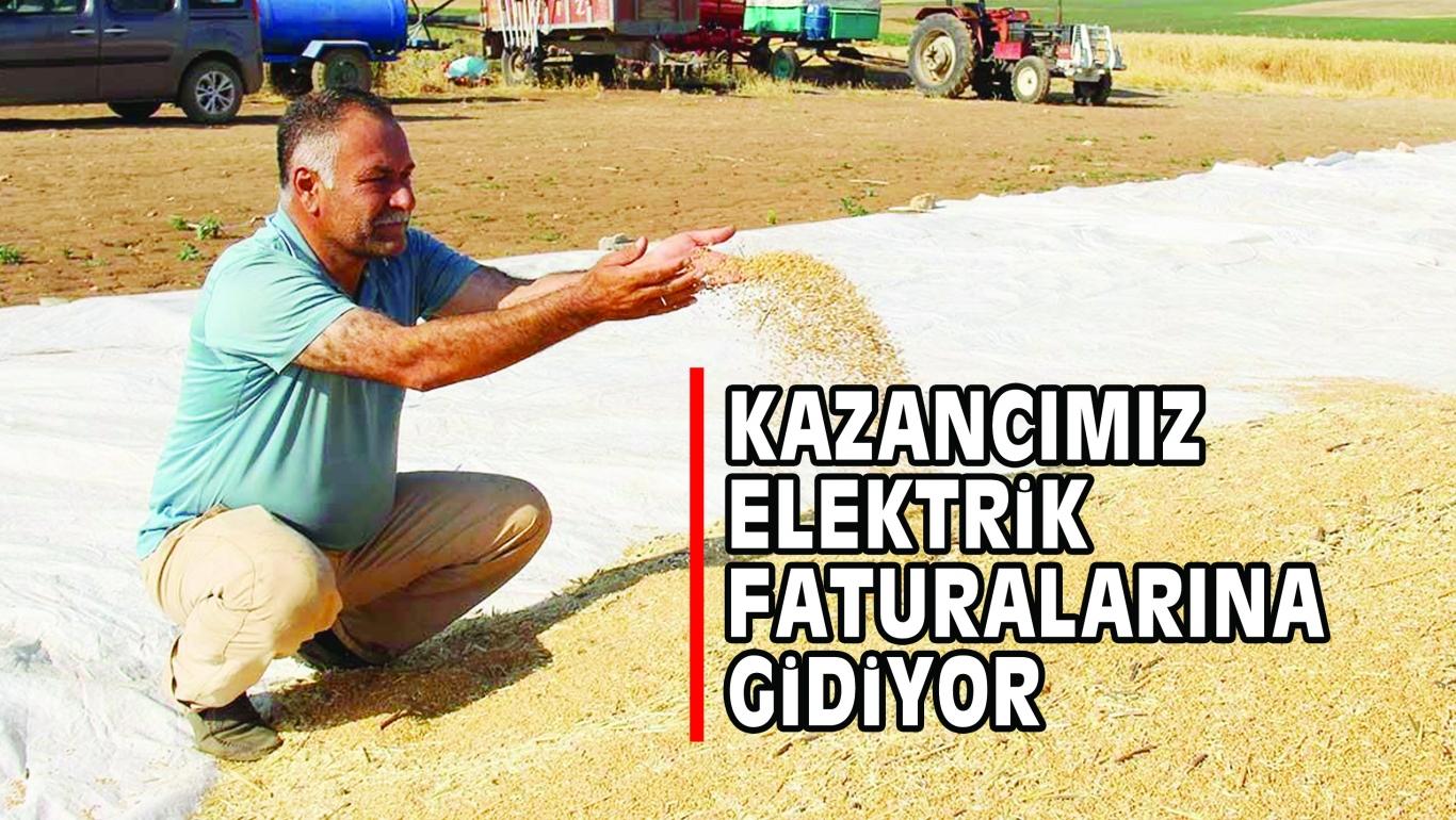 KAZANCIMIZ ELEKTRiK FATURALARINA GiDiYOR