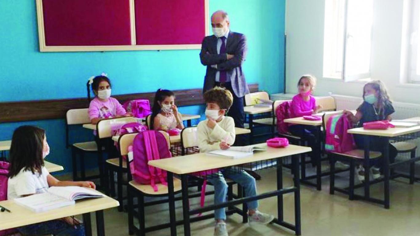 Köy Okullarına Ziyaret