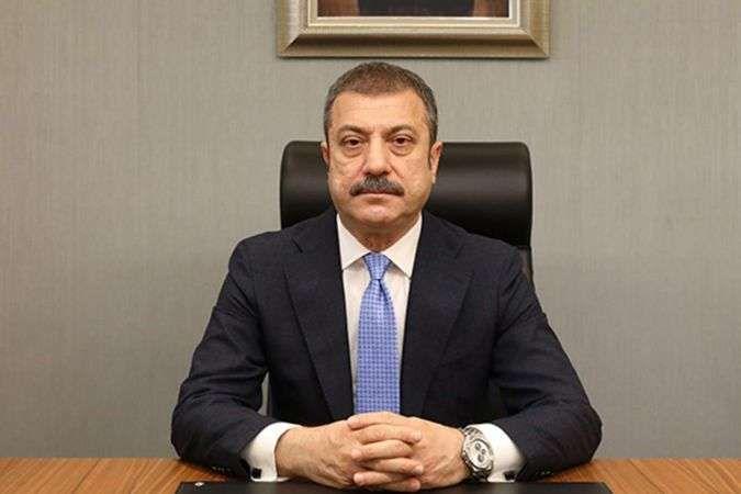 Merkez Bankası Başkanı Kavcıoğlu yıl sonu enflasyon tahminini açıkladı