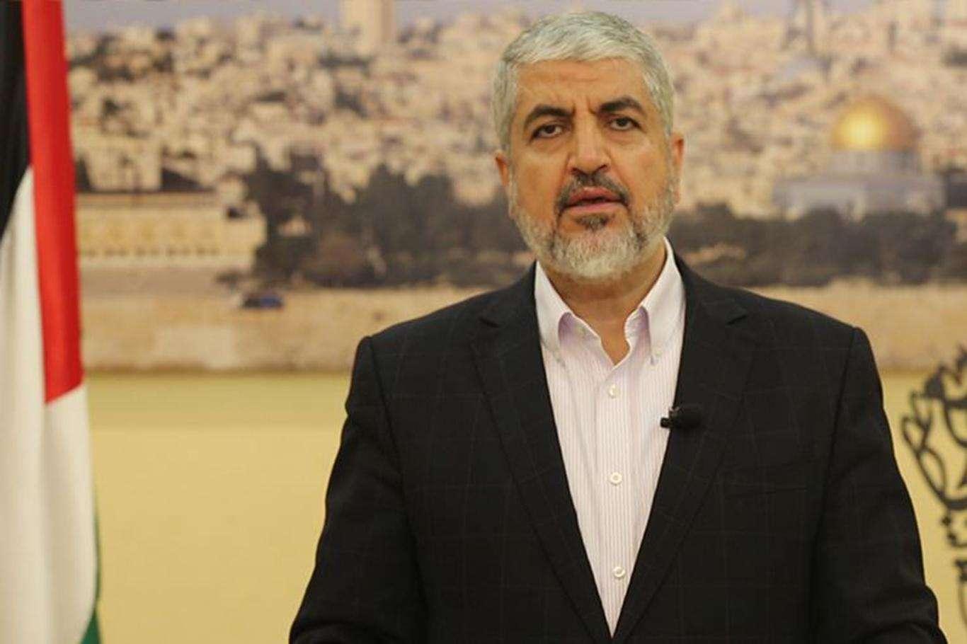 Meşal: Siyonist işgal rejimini esirleri serbest bırakmaya zorlayacağız