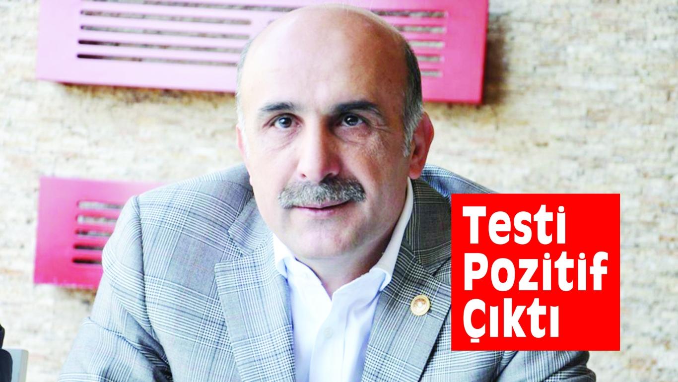 Milletvekili Özdemir'in Covid-19 Testi Pozitif Çıktı
