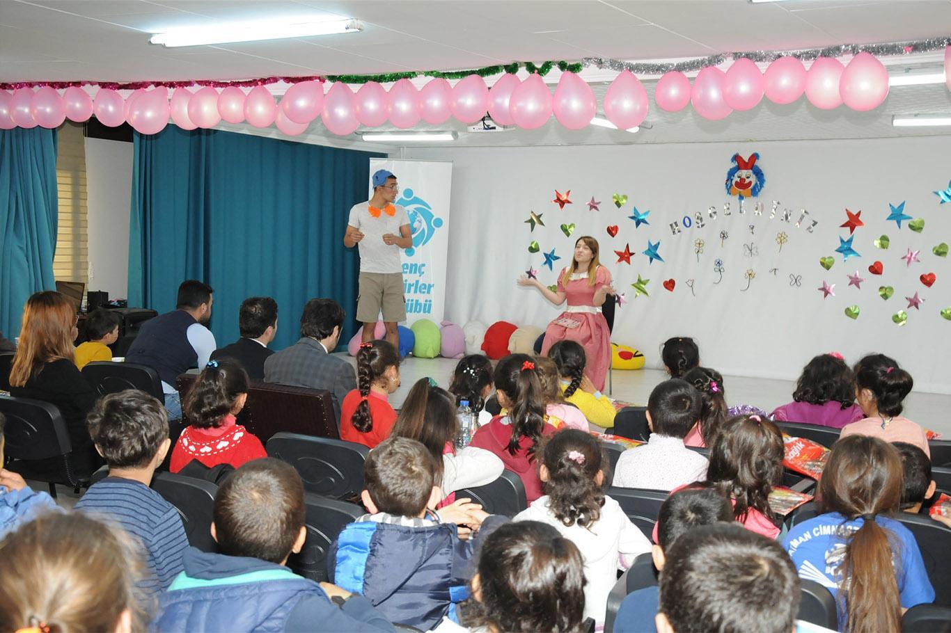 MYO Çocuk Gelişimi için salon