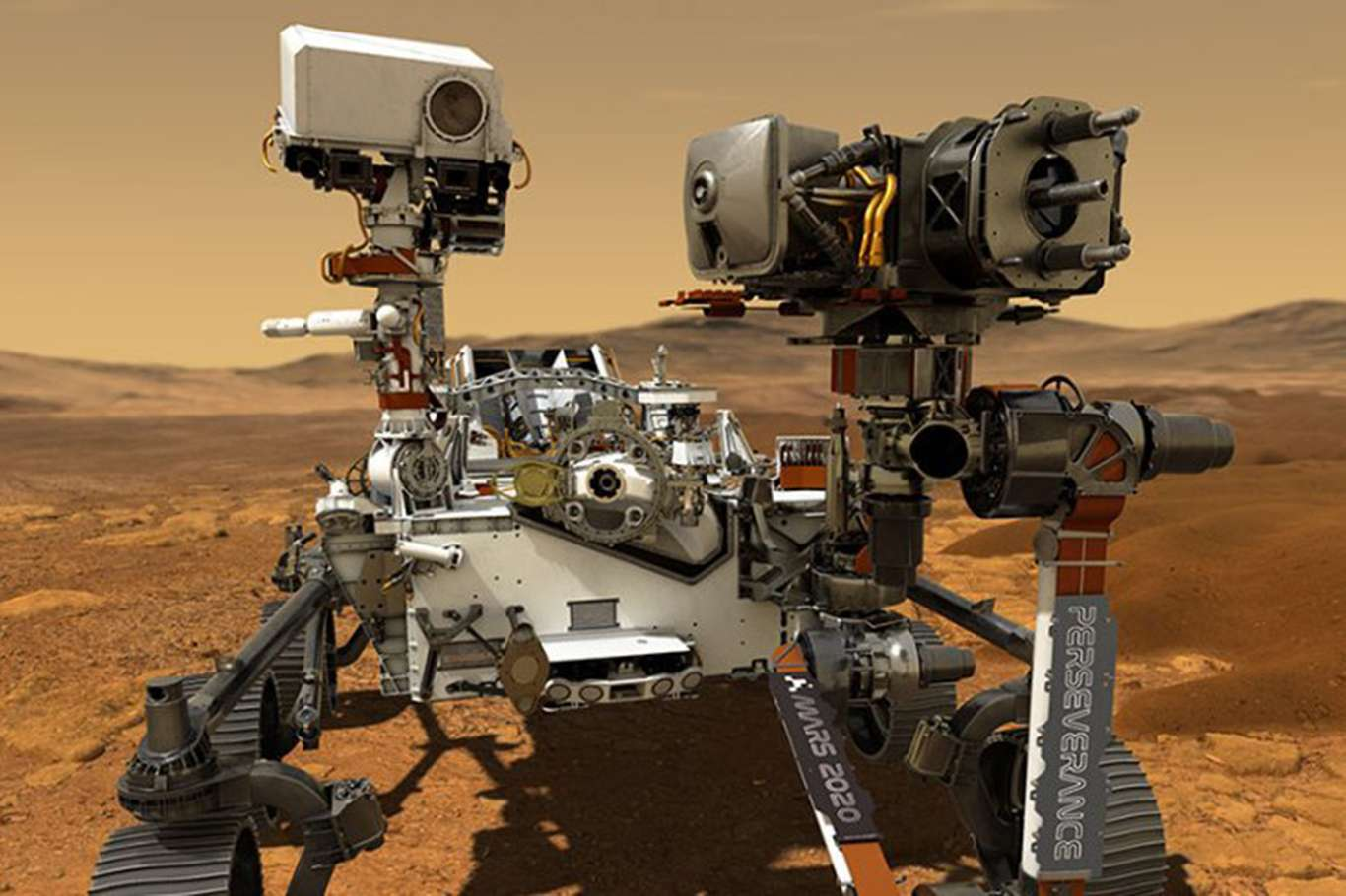 NASA Mars'ta oksijen üretti