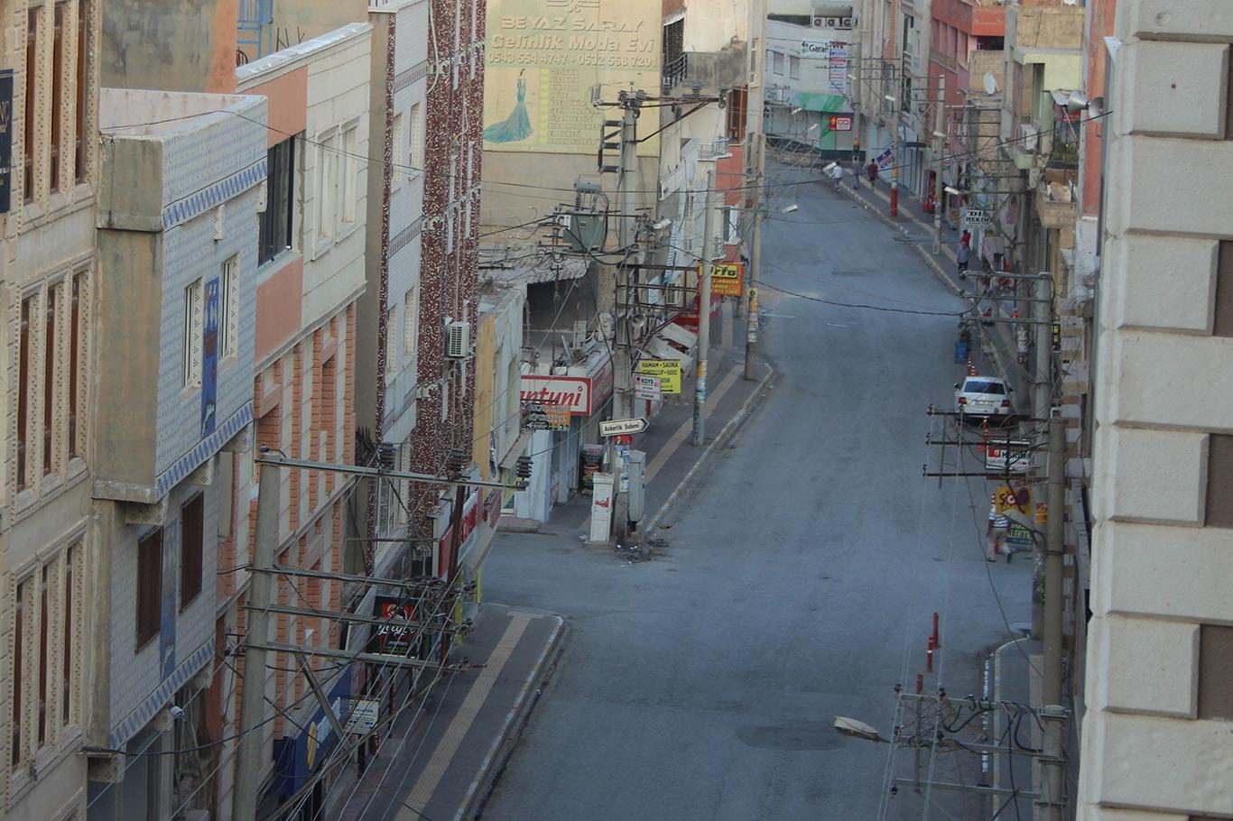 Nusaybin Hayalet Şehir