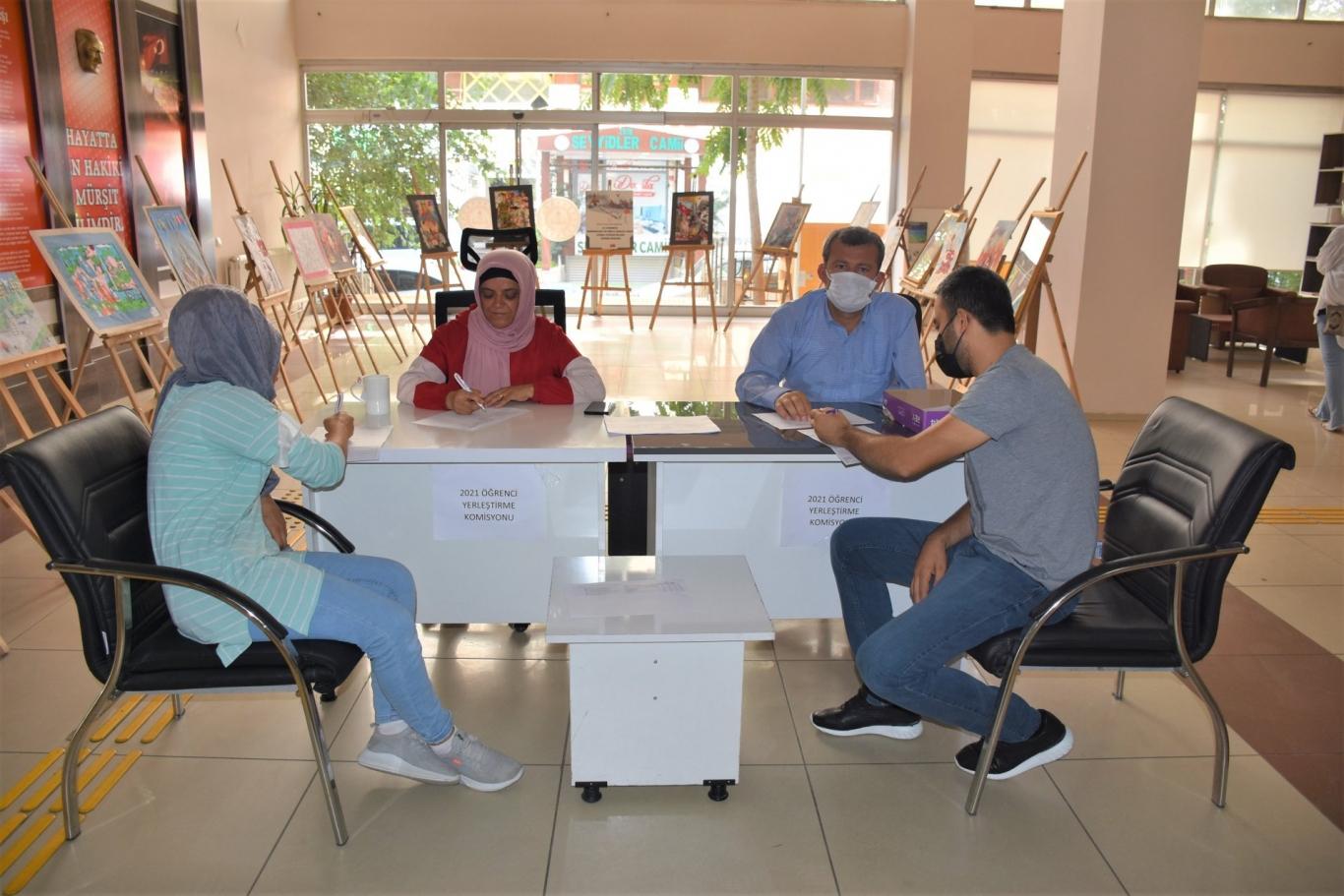 Öğrenci Yerleştirme Komisyonu Kuruldu
