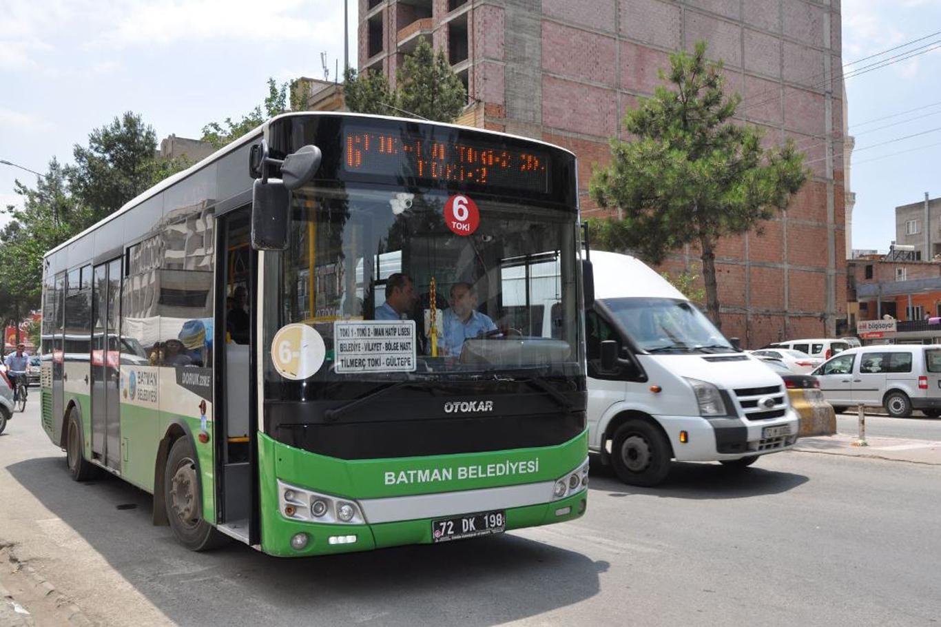 Otobüs Kartları 10 Liraya İndirildi