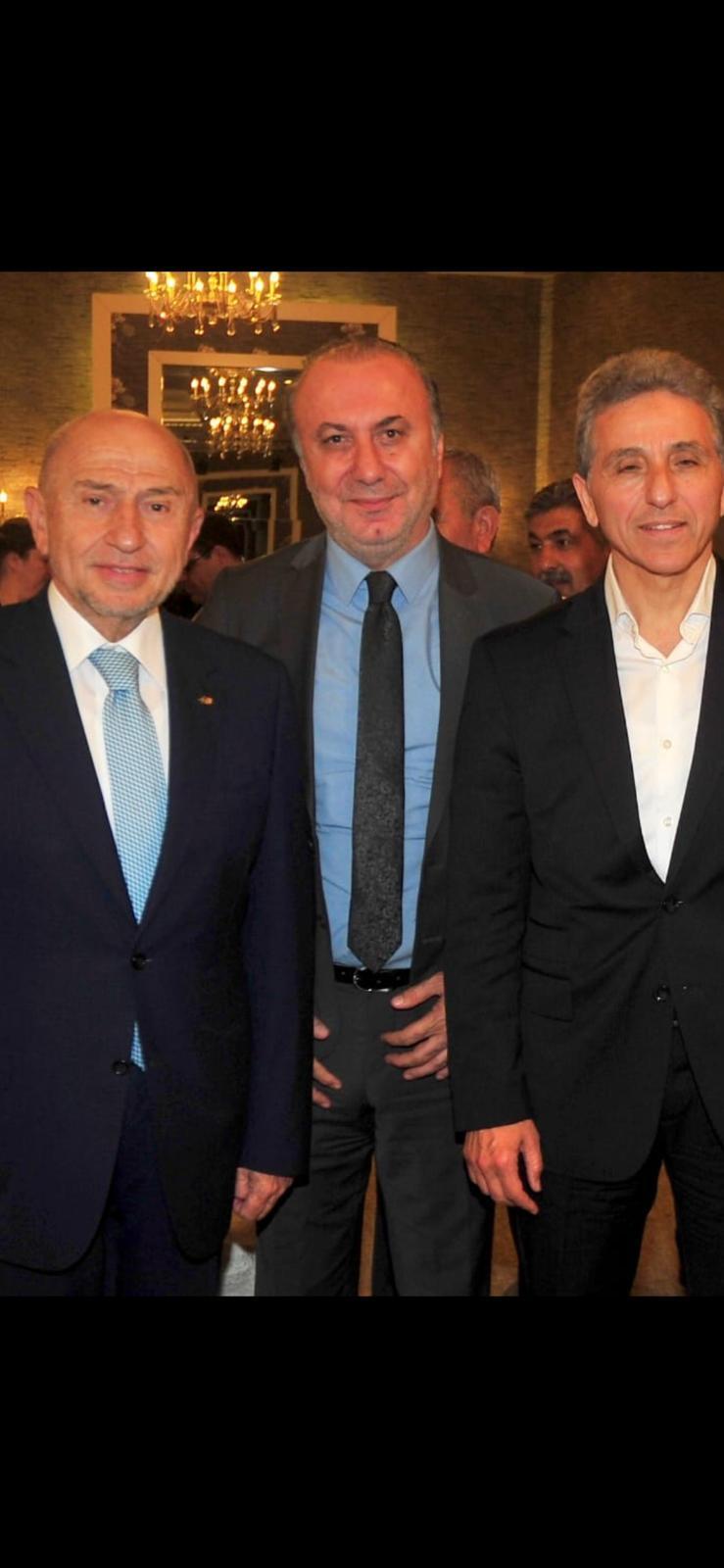 Petrolspor'dan Nihat Özdemir'e destek