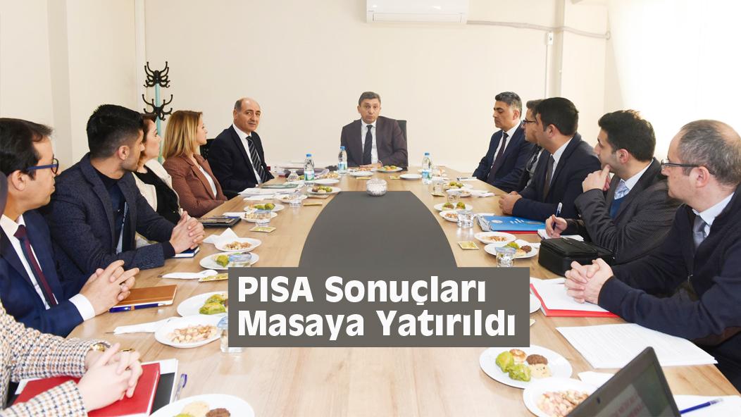 PISA Sonuçları Masaya Yatırıldı