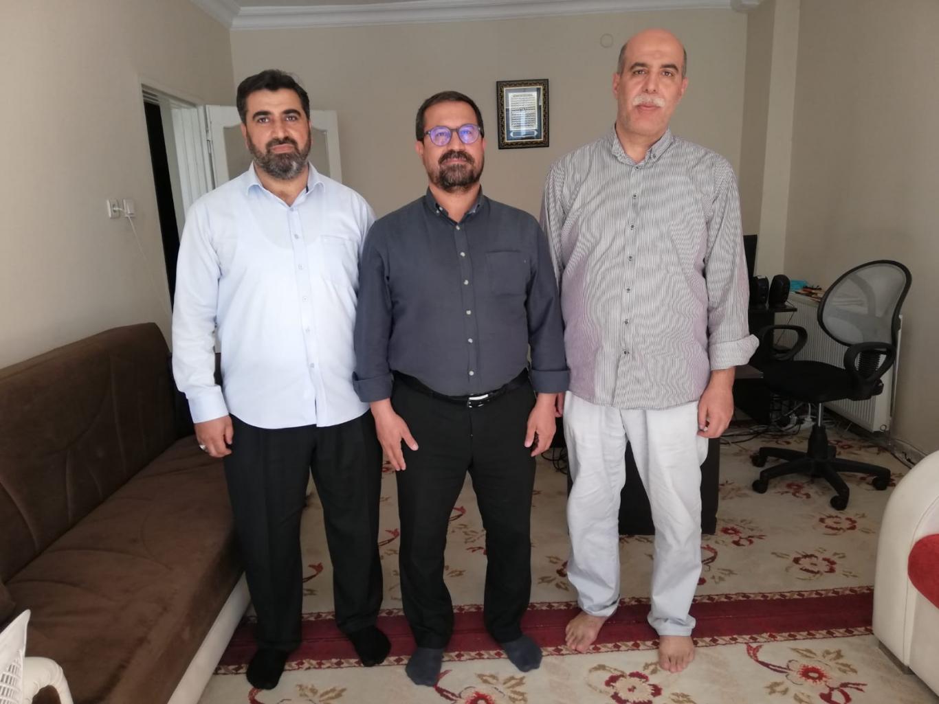 REHBER TV MÜDÜRÜ YEŞİL'DEN GAZETEMİZE ZİYARET