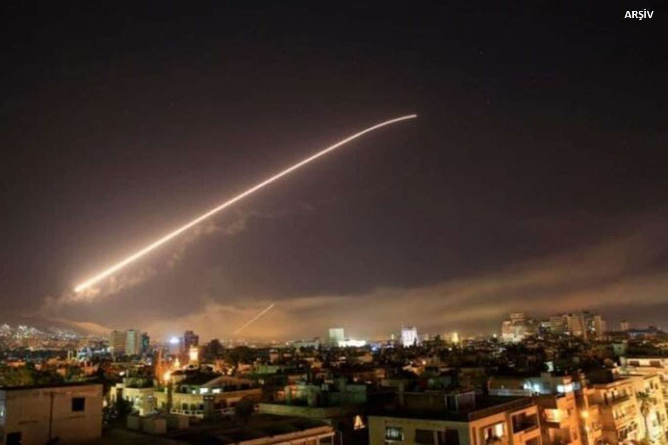 Rejîma îşxalê ya siyonistan êrîşî Şamê kir