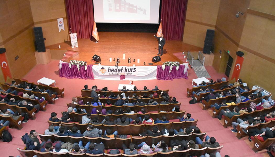 'Sınava Doğru Süreç ve Motivasyon' semineri