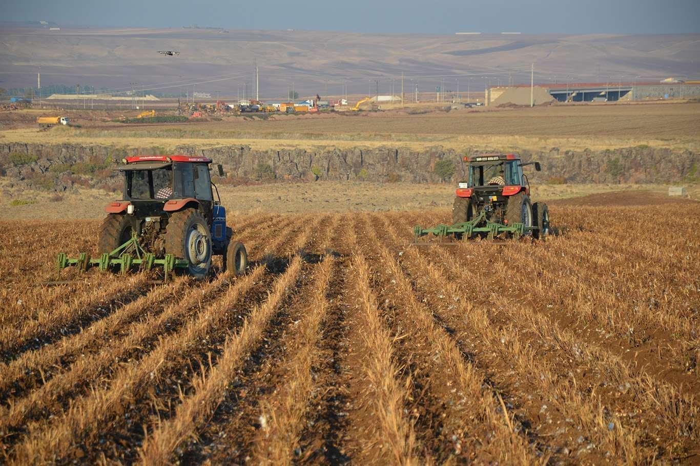 Tarımsal girdi fiyat endeksi hem yıllık hem de aylık bazda arttı