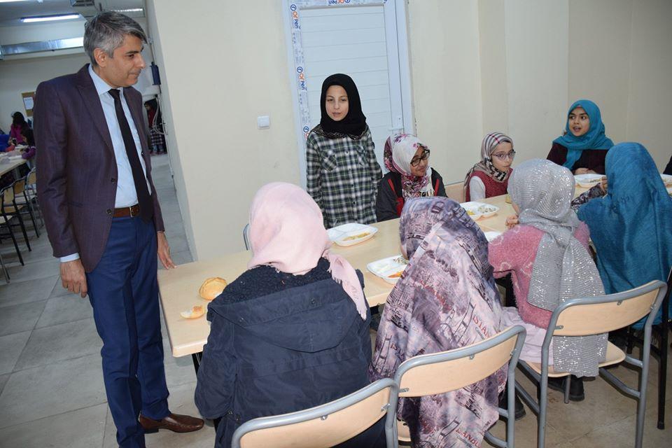 Toprak'tan Okullara Ziyaret