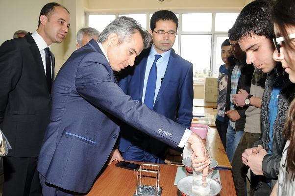 """TÜBİTAK destekli """"Bilim Şenliği"""""""