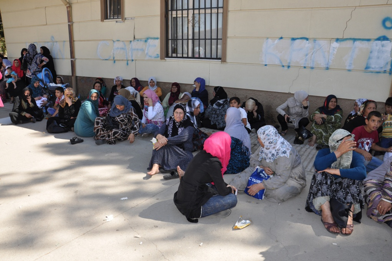 Ülkemizdeki Suriyeli Nüfusu 60 Ülkeninkinden Daha Fazla