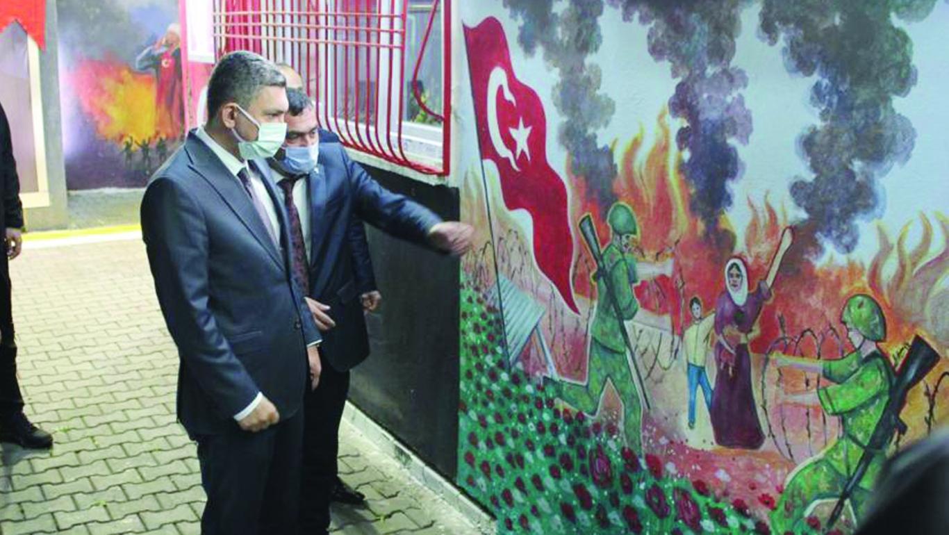 Vali Şahin'den BAŞGAD'a Ziyaret