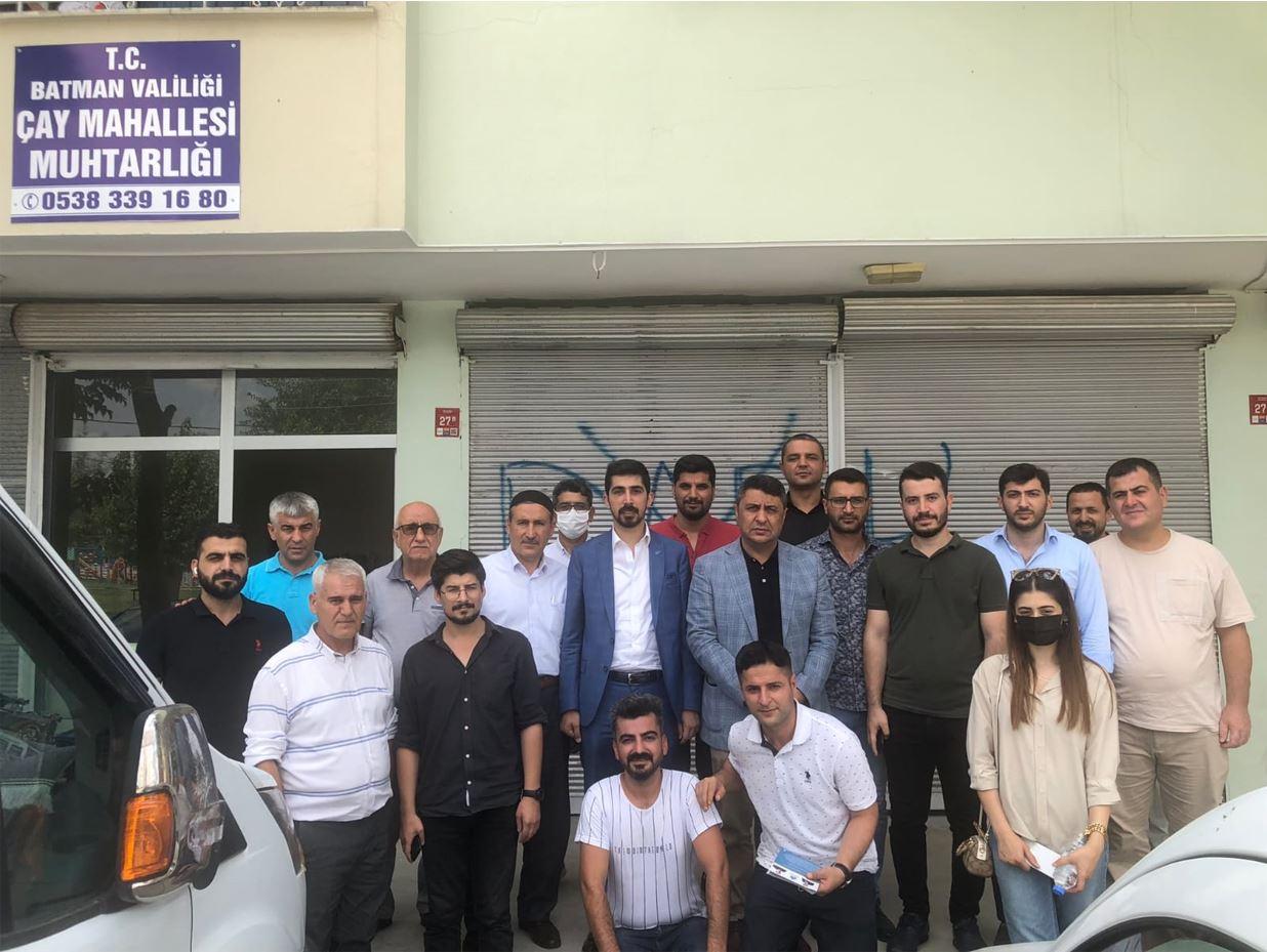 """""""VATANDAŞ ÇÖZÜM BEKLİYOR"""""""