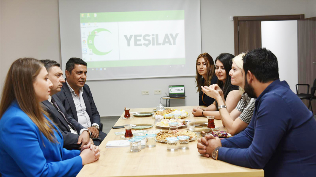 Yeşilay'dan Danışmanlık Merkezi