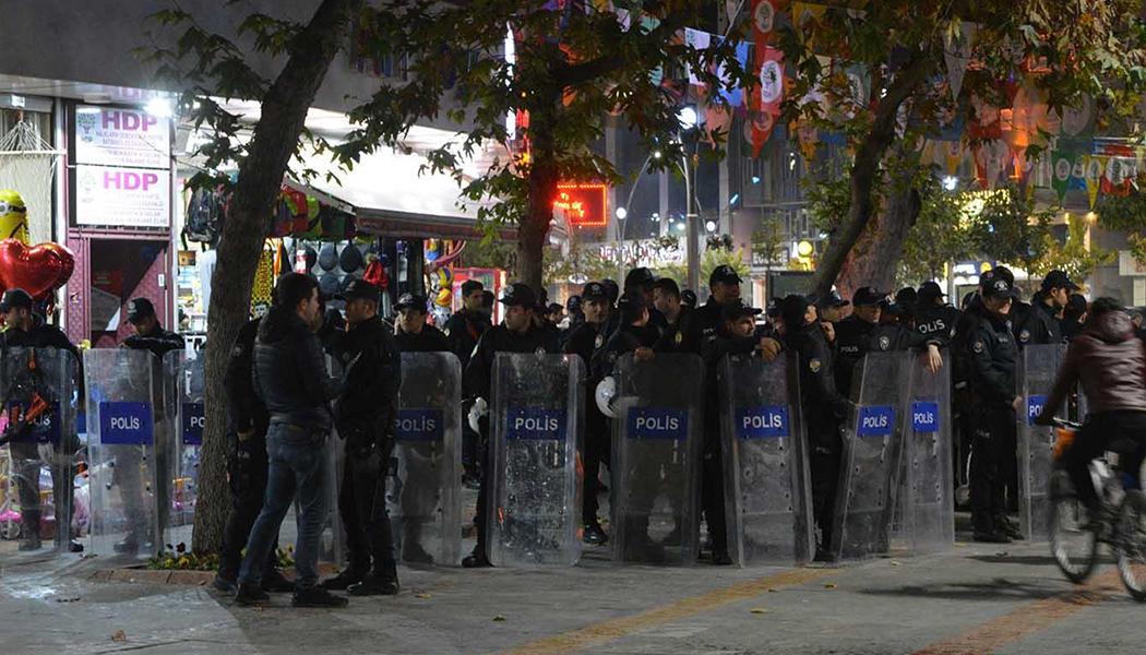 HDP'YE OPERASYON